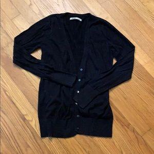 🔴 SALE! Black button down cardigan